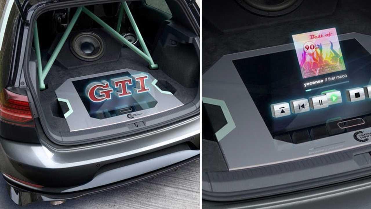 Golf GTI Aurora