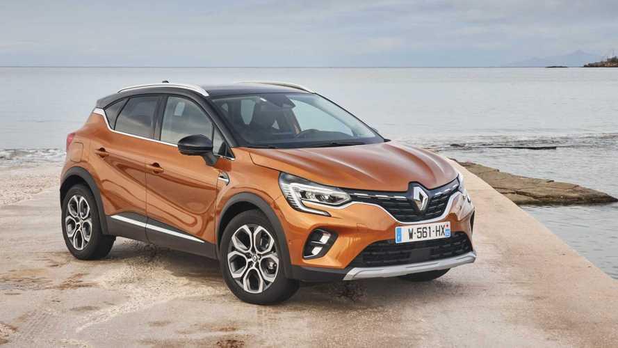 Renault Clio und Captur TCe 100 LPG: Autogas-Antrieb für die Neulinge