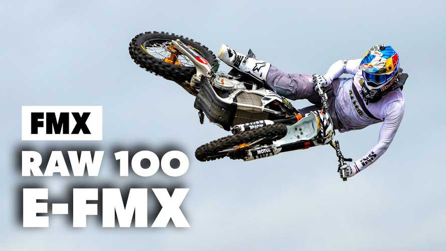 Red Bull Motocross Freestyle: Electric Style
