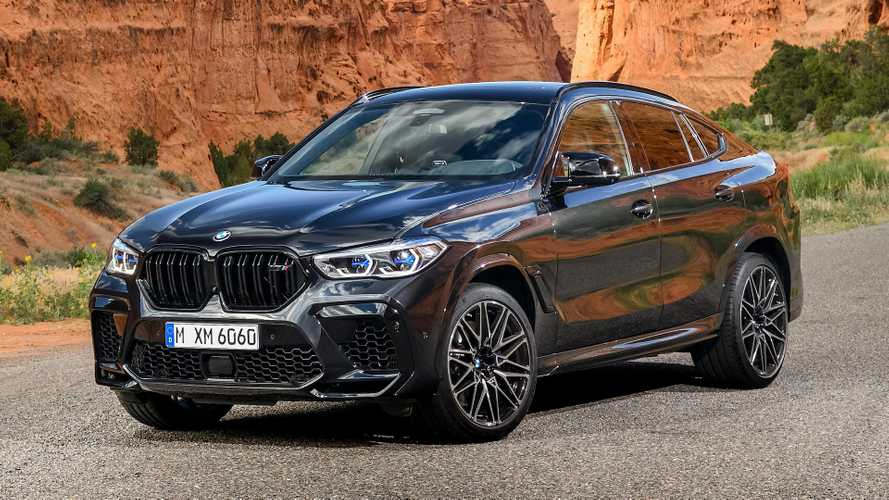 2020 Bmw X6 M Competition 4400820
