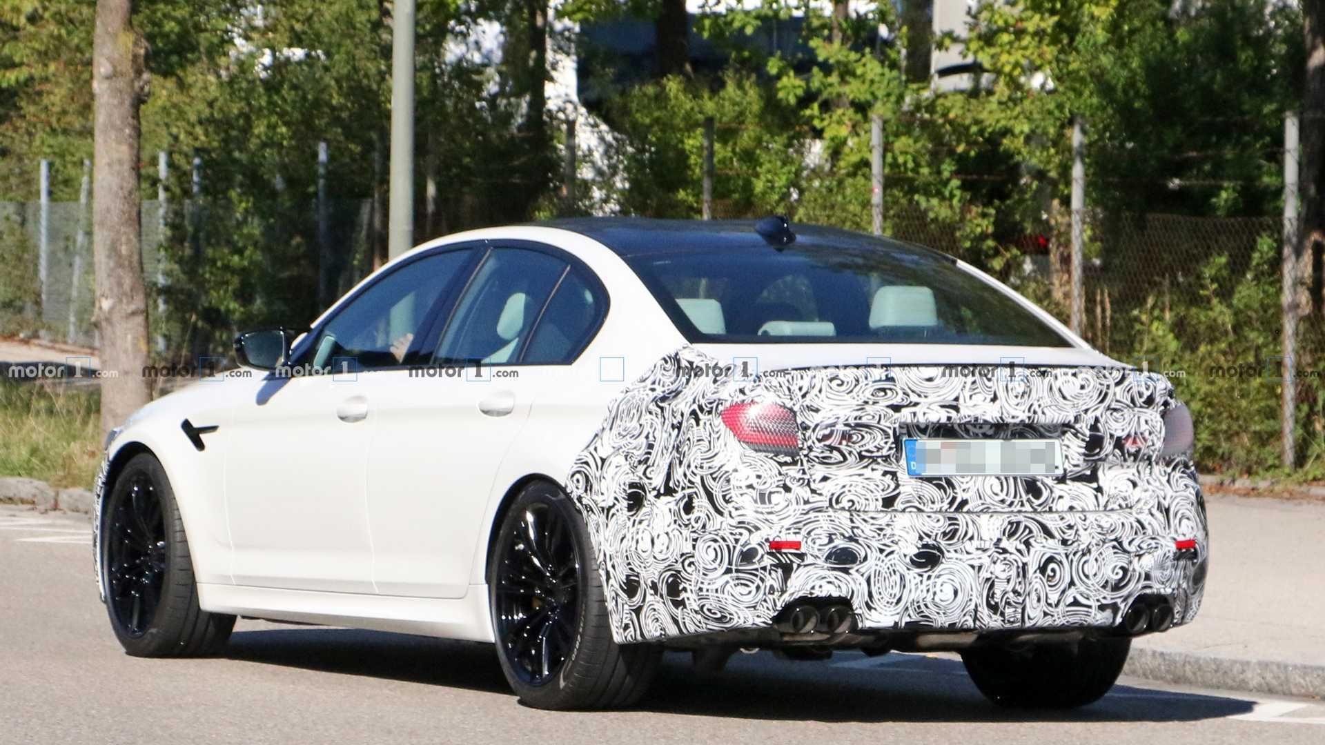 BMW Serie 5 (G30) LCI (2020) 72
