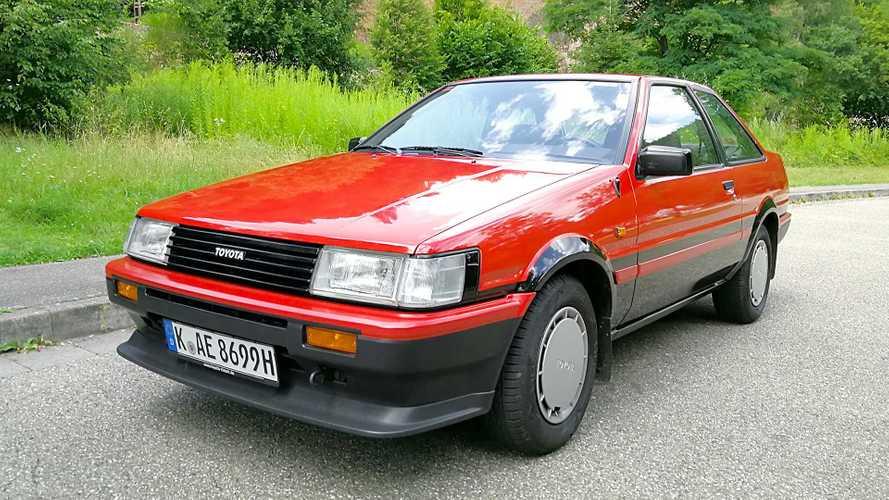 Zeitreise: Unterwegs im Toyota Corolla GT (AE86) von 1986