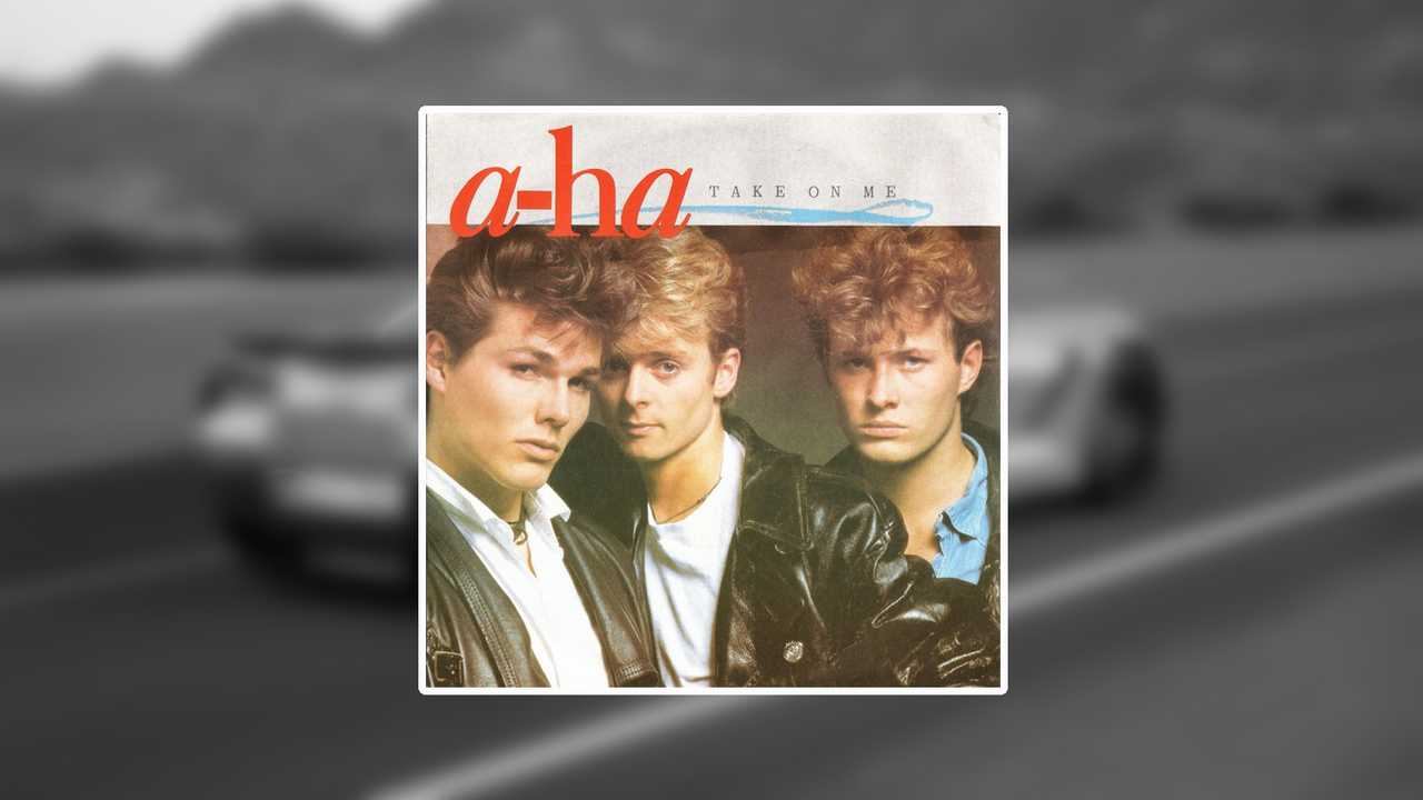 10. Take On Me – A-Ha