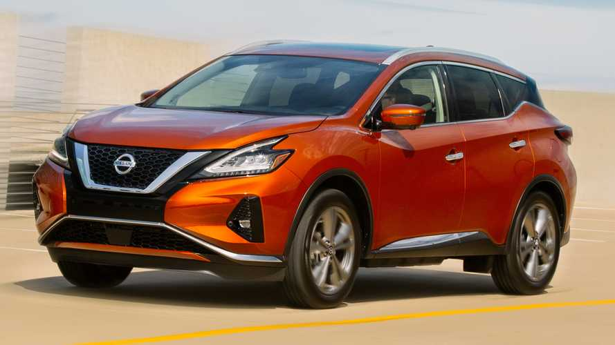 2020 Nissan Murano On Sale Starting At $31,530