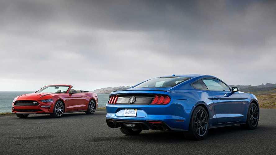 2019'un en çok satan Muscle Car'ı Mustang oldu