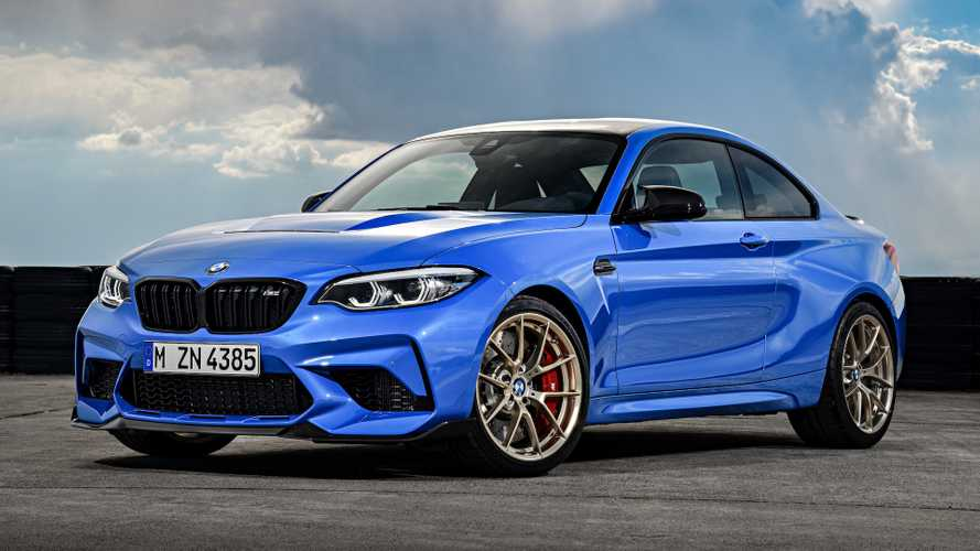 BMW M2 CS Limited To Around 400 Examples In US: Report