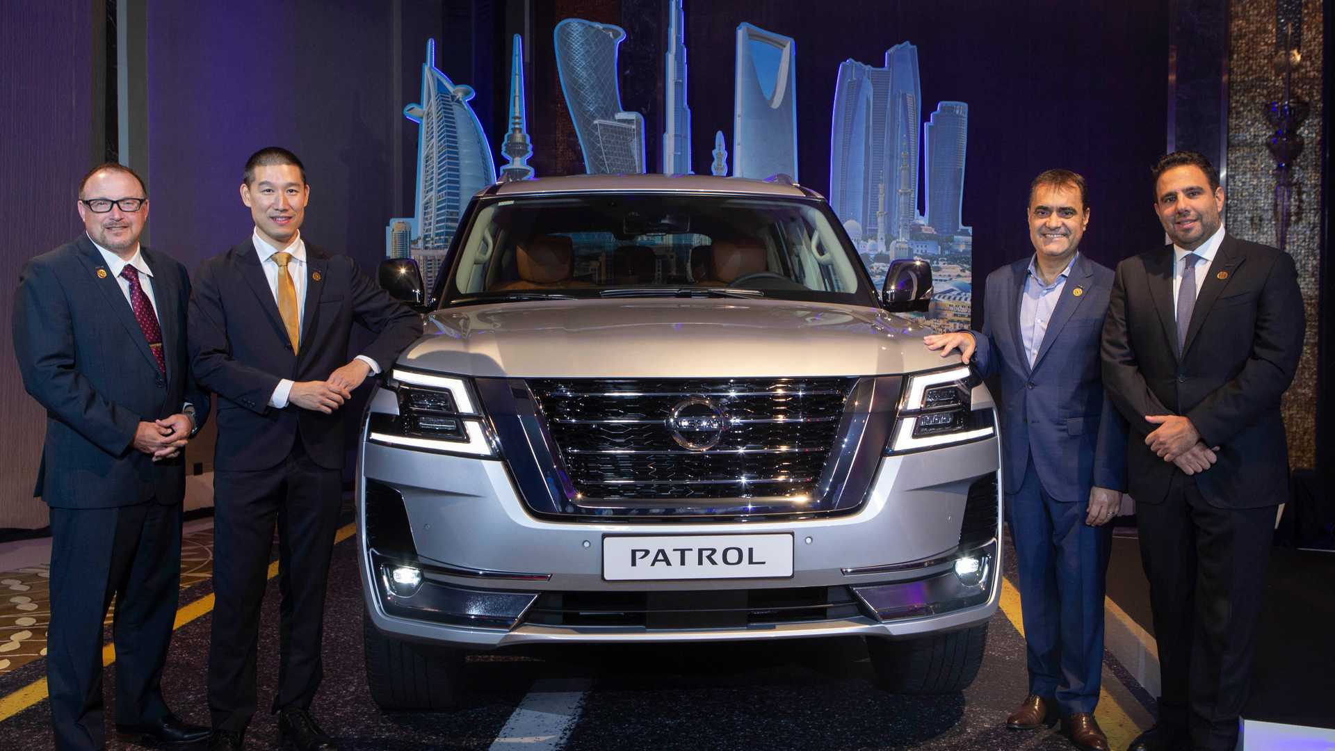 Next-Gen Nissan Armada / Patrol Confirmed By Design Boss