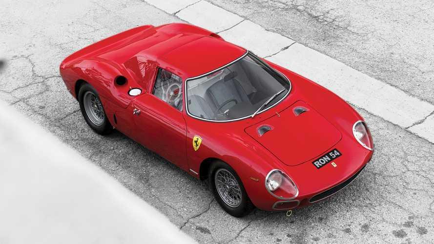 Les 10 Ferrari les plus chères de tous les temps