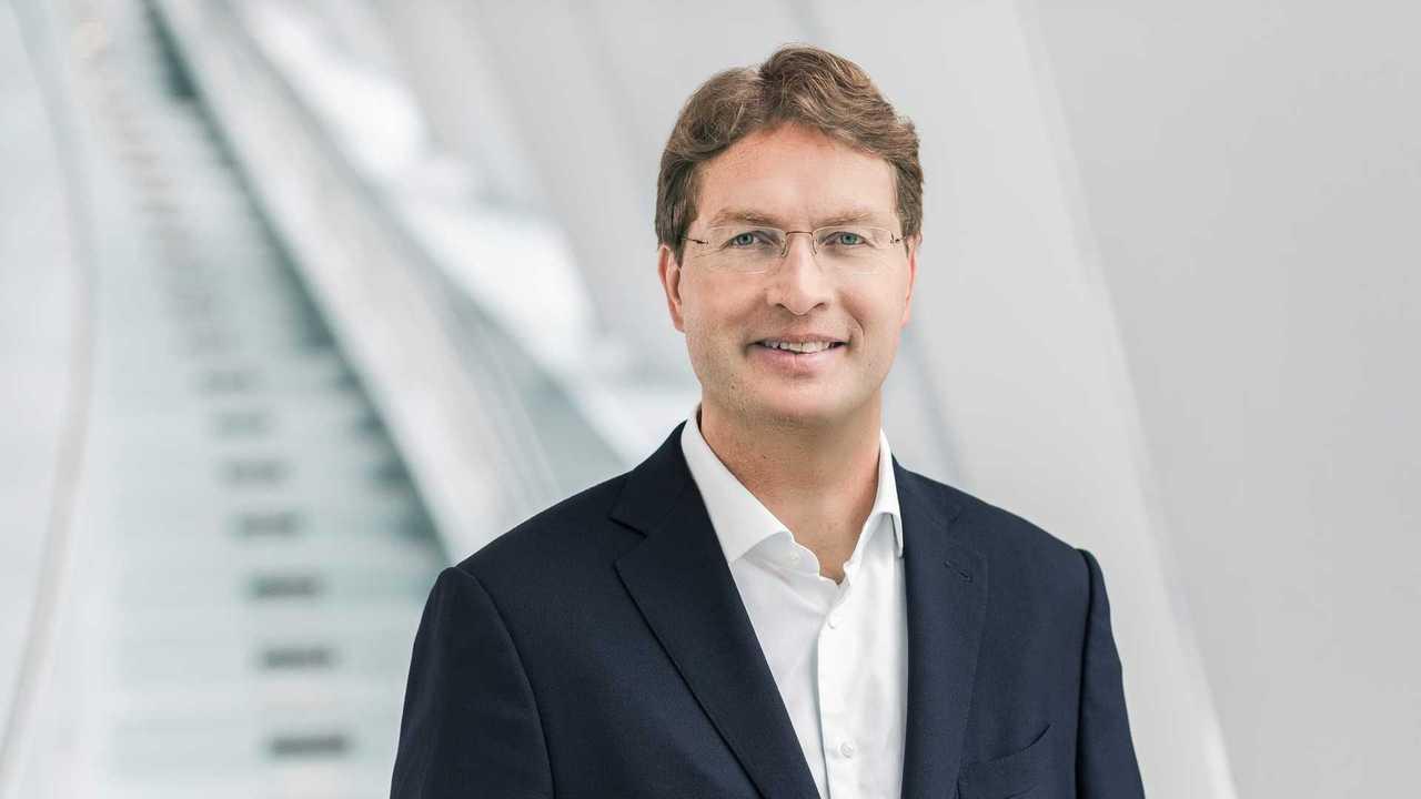 Ola Källenius (Daimler-Vorstandsvorsitzender)