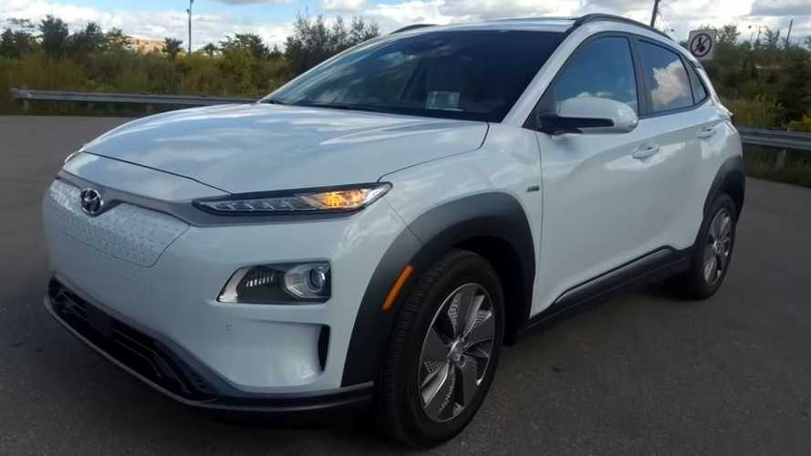 Hyundai Kona Electric Detailed Review: Video