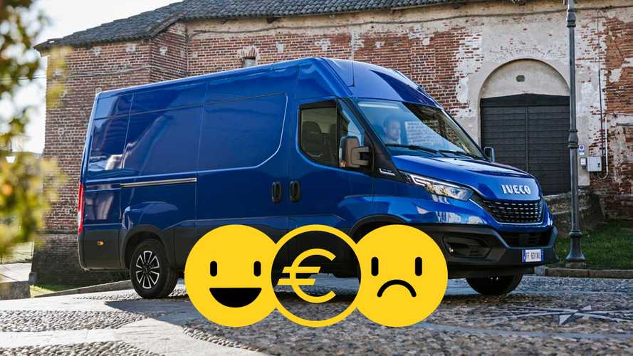 Promozione Iveco, rottamazione e Daily a partire da 23.900 euro