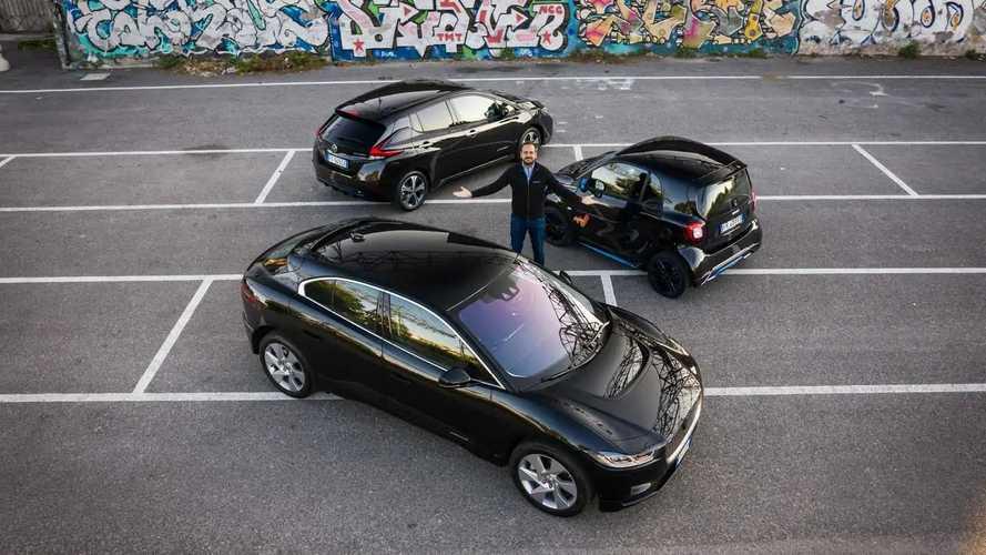Auto elettriche, speciale noleggio lungo termine