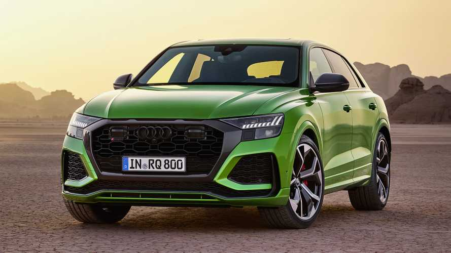 Audi RS Q8 debuts with same top speed as Lamborghini Urus