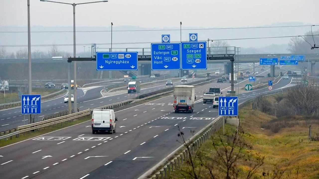 M0-s autópálya