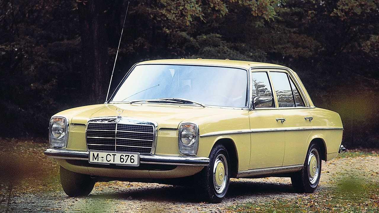 Mercedes W123 240 D 3.0 (1974)