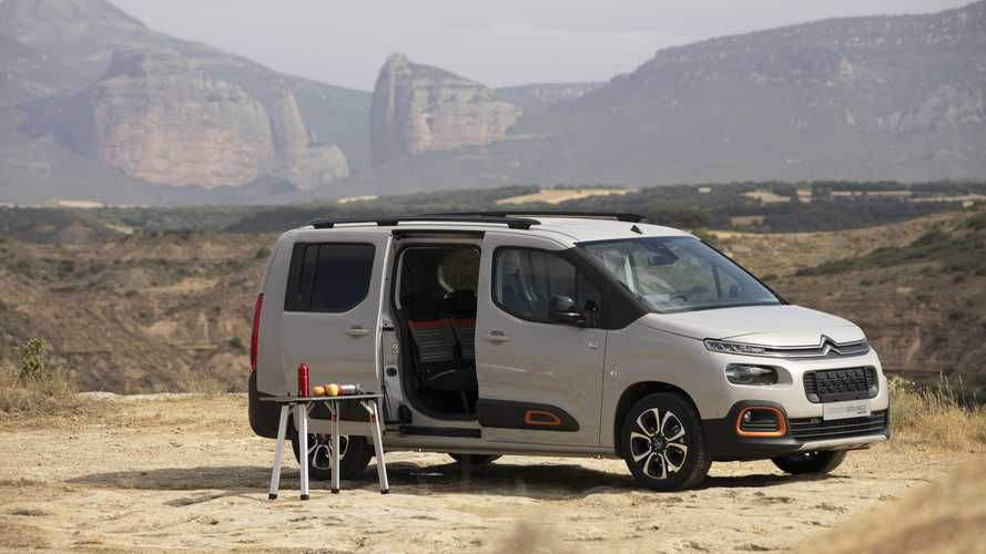 Citroën Berlingo by Tinkervan 2019, un camper polivalente y asequible