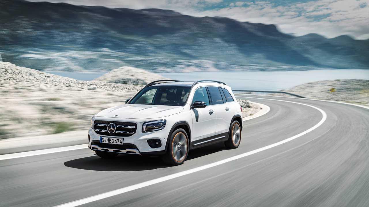 Mercedes-Benz GLB (ICE)