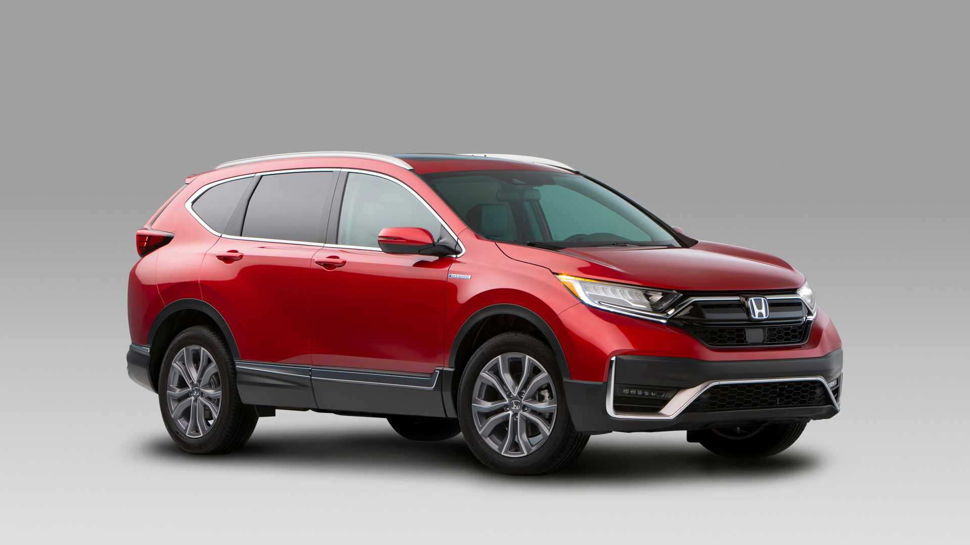2020 Honda Cr V Usa Release Date Specs And Price >> 2020 Honda Cr V Debuts With Refreshed Styling Hybrid Version