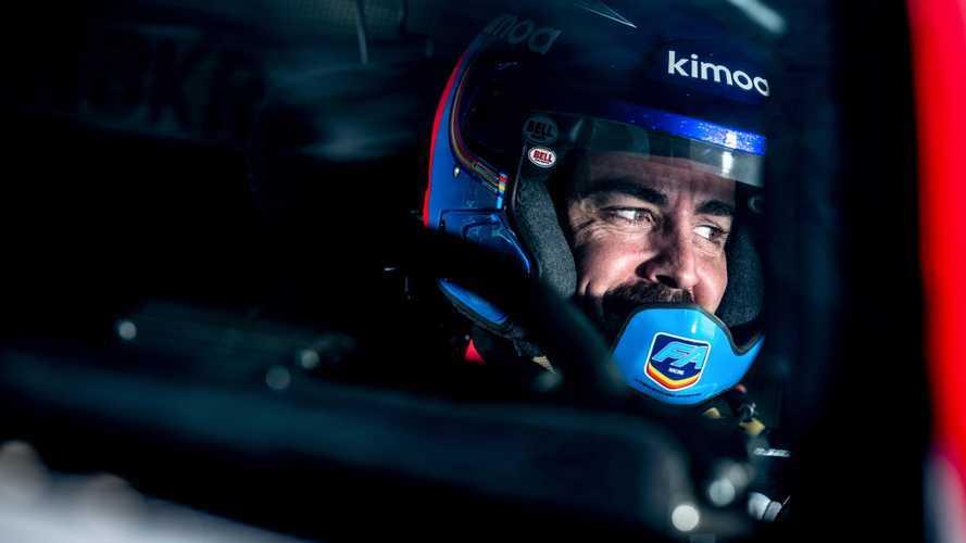 """Alonso: """"L'obiettivo alla Dakar? Arrivare in fondo"""""""