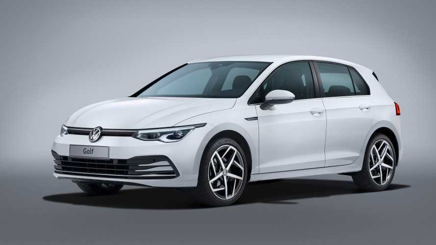 New VW Golf arrives in the UK with prices starting at £23,875