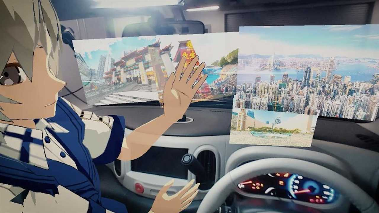 Виртуальный пассажир