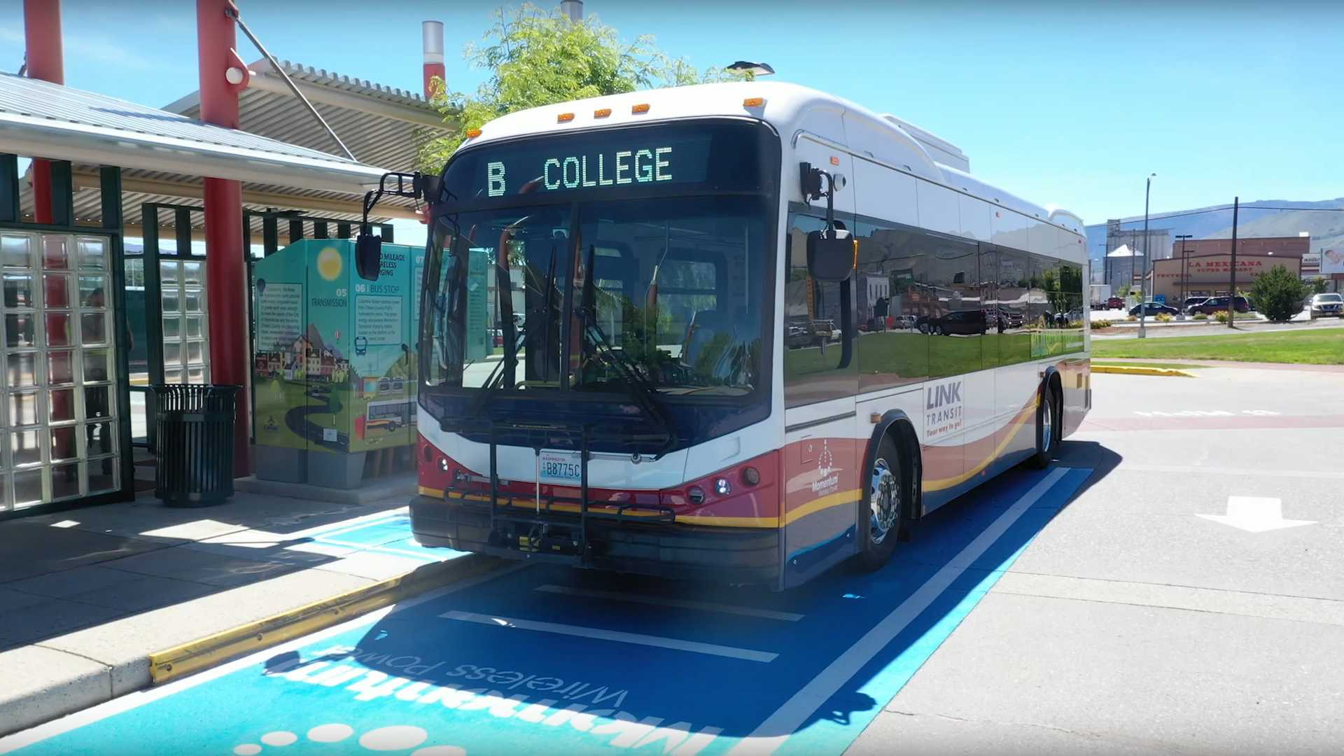 BYD Presents Electric Bus Wireless Charging: Video