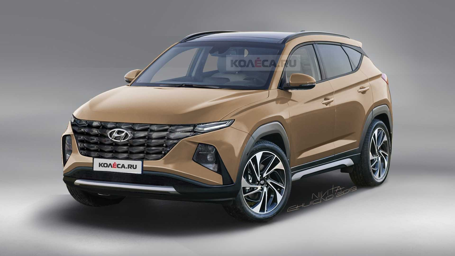 2020 Hyundai Tucson Ratings