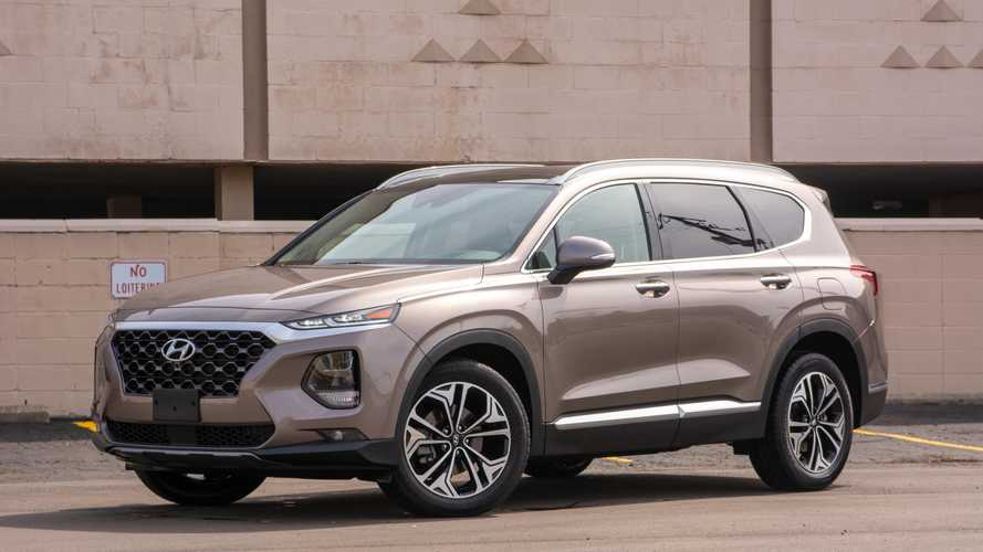 2019 Hyundai Santa Fe: Review