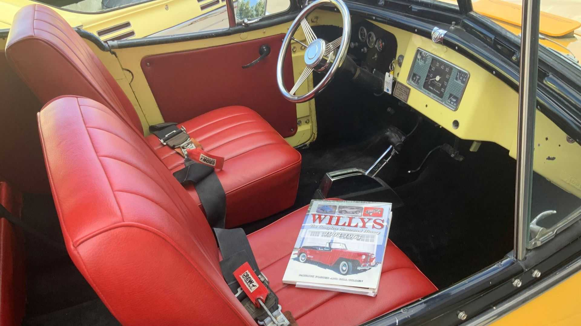 "[""Under $20K Gets You This 1948 Willys Jeepster""]"