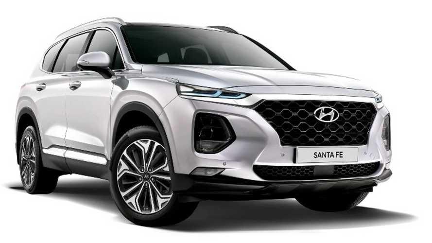 Hyundai Tucson и Santa Fe