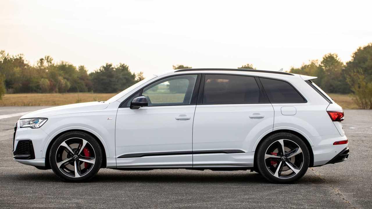 Audi Q7 с 60 TFSI (2019)