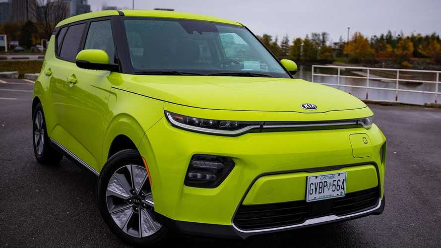 2020 Kia Soul EV Detailed POV Review And Test Drive