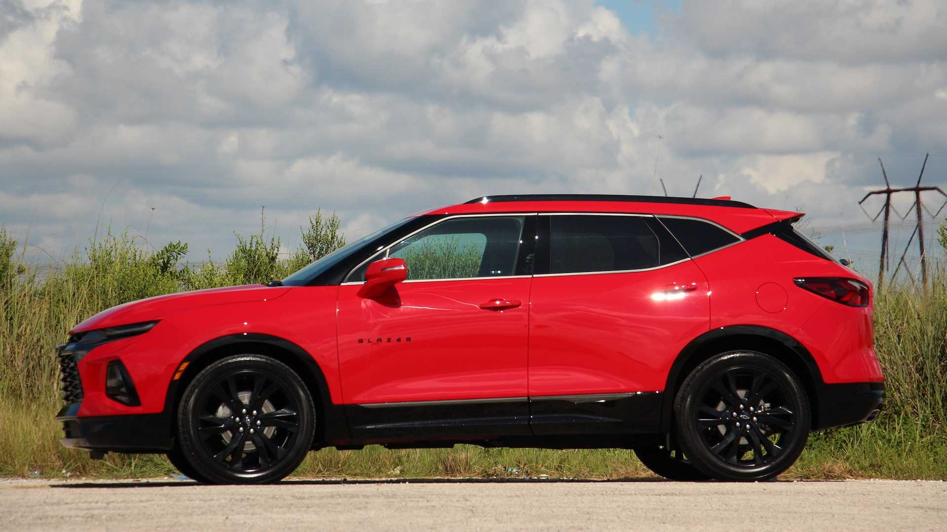 2020 Chevy Blazer Specs and Review