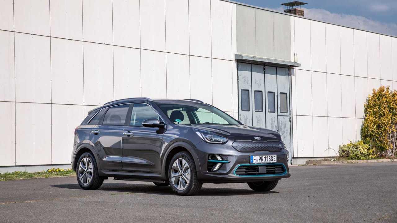 Best EVs - 1st - Kia e-Niro 64 kWh