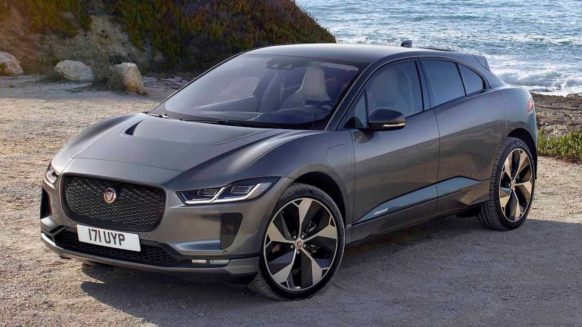 Jaguar EV - cover