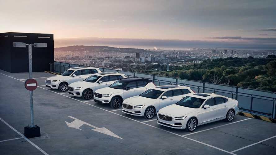 Record September UK sales for Volvo