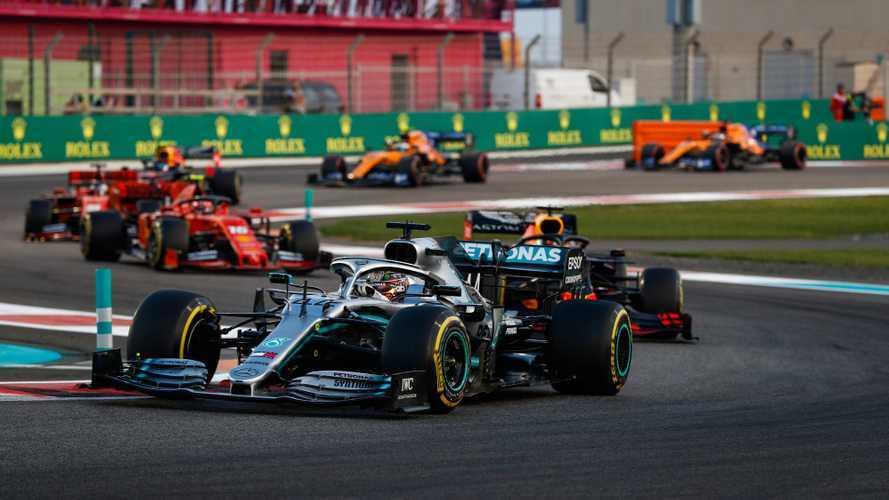 F1: Hamilton domina de ponta a ponta e vence com folga em Abu Dhabi