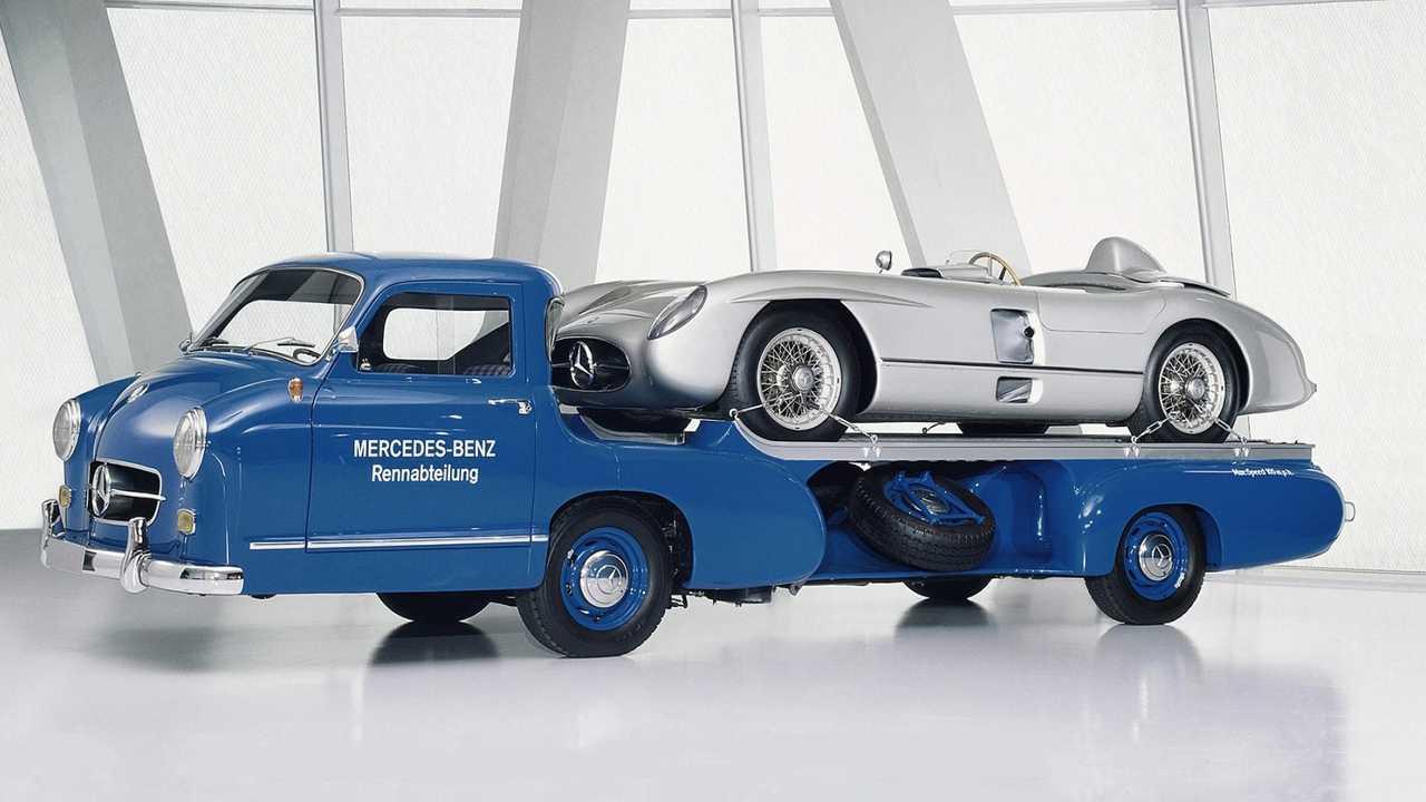 Mercedes-Benz Rennwagen Schnelltransporter (1954)