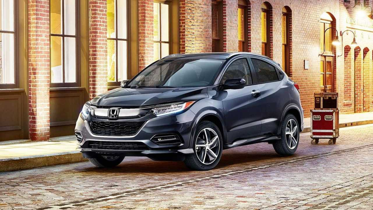 7. Honda HR-V: 8.3 Percent