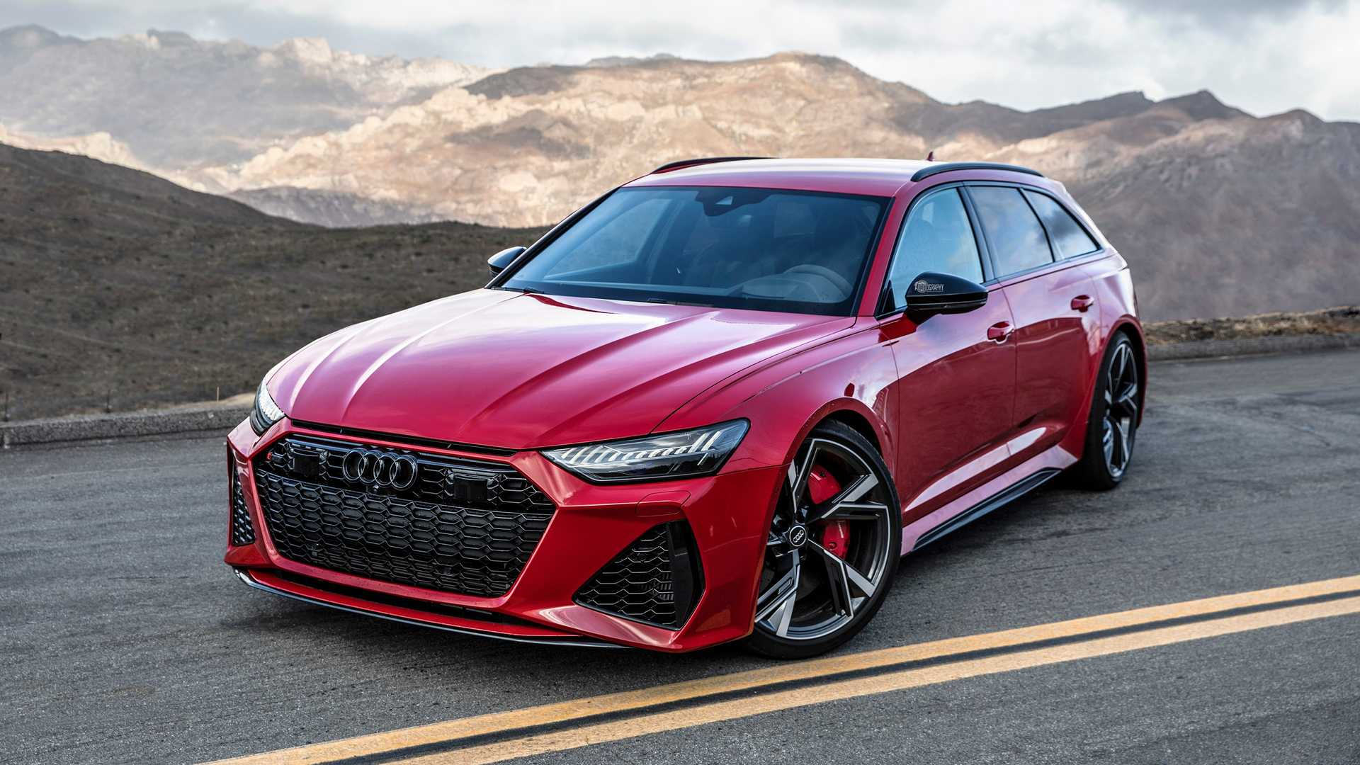 This Third-Party 2020 RS6 Avant Ad Is Better Than Audi's ...