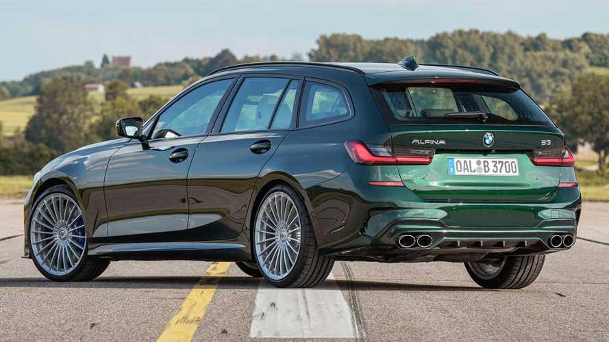 Alpina B3 Touring, hayallerinizdeki wagon modeli olmaya geldi