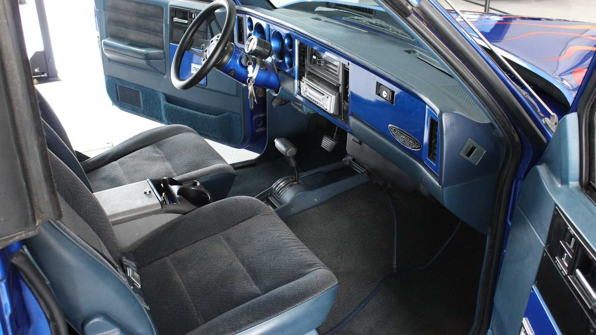 "[""Own This Cool 1985 GMC Henry Caroselli Rodester Street Rod""]"