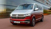 VW T6.1 Multivan (2019) im Test