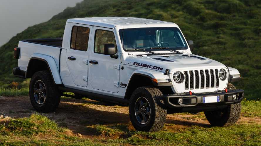 Lease A More-Expensive Jeep Gladiator For Less Than A Wrangler