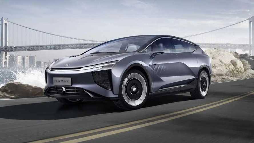 Human Horizons, une énième start-up chinoise, dévoile un SUV électrique