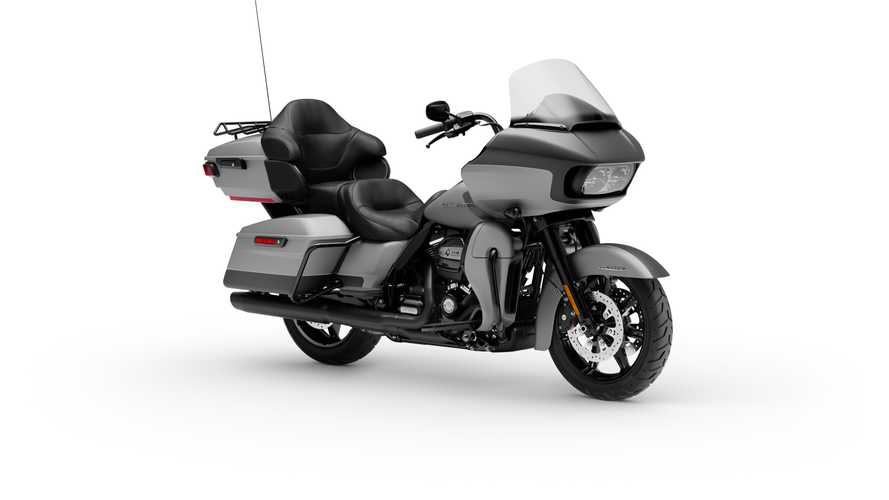 Harley-Davidson Road Glide Limited 2020 e Black Finish Option