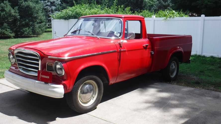 Let A 1962 Studebaker Champion Pickup Brighten Your Life