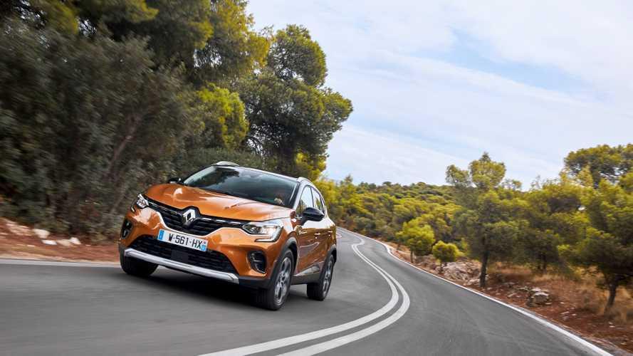 Renault dévoile les prix du Renault Captur E-Tech