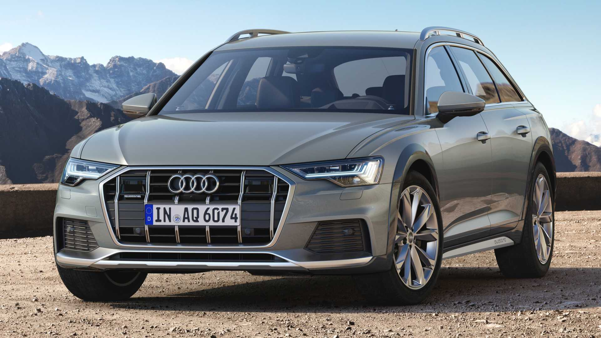 Confirmed: 2020 Audi A6 Allroad Is Returning To The U.S.