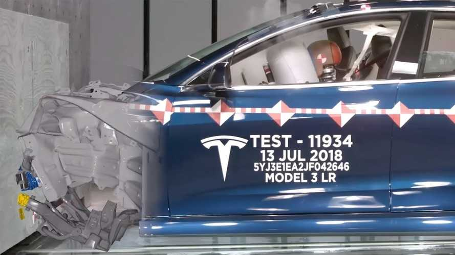 How Did Tesla Model 3 Pull Off Its Incredible Safety Ratings?